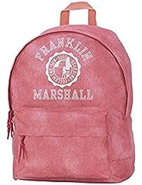 Franklin & Marshall - Bolsa escolar  Beige Fantaisie