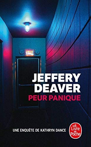 Peur Panique par Jeffery Deaver