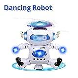 Intelligente Roboter Ferngesteuert Multifunktionsaufladung beweglicher Tanzen Robot Spielzeug für Kinder Jungen Mädchen Fernsteuerungsroboter Spielzeug