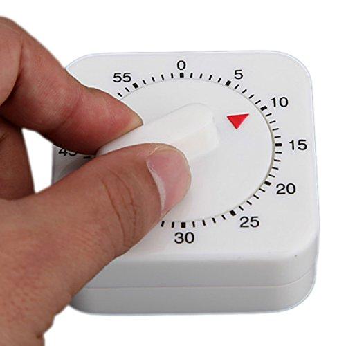 bephamart Mechanische Küche Kochen Spiel Countdown Timer Stop Alarm Versand und Verkauf durch bephamart