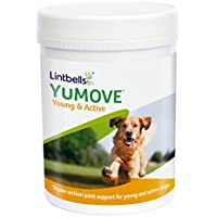 Lintbells YuMOVE Young and Active Dog Joint Supplements, 240 Tablets