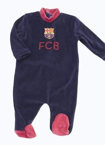 Pelele bebé Fc Barcelona - 1Mes