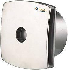 Bajaj. Maxio Steel 100mm Exhaust Fan (White)