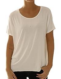 57845a8bf07b6e Catwalk Junkie Damen T-Shirts Ts Nina - Off White Usp1502000200-25