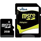 Nouvelle Vida IT 2Go Carte mémoire Micro SD pour Samsung - P220 - P250 - P260 - P270 Téléphone mobile - Tablette PC - Garantie à vie