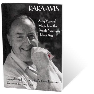 rara-avis-jack-avis-by-anthony-brahams-book
