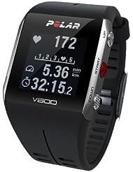 Bracelet seul pour Polar V800, couleur noir/gris