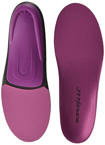 Superfeet Women Berry Premium-w Orthotic Insole