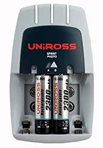Uniross X Press 300 Battery Chargers Amazon Co Uk