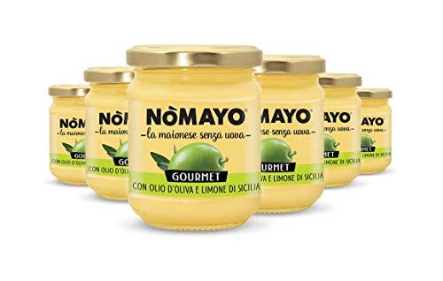 Nomayo - Maionese Gourmet Multipack 6 Pz da 180 gr