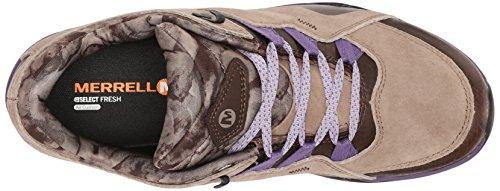 Merrell Fluorecein escursionismo scarpe Chocolate Brown