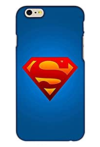 Apple iPhone 6 Mobile Back Cover For Apple iPhone 6; It Is Matte glossy Thin Hard Cover Of Good Quality (3D Printed Designer Mobile Cover) By Clarks