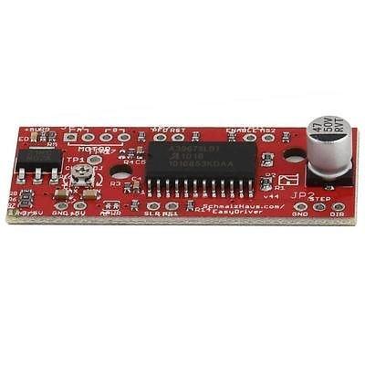Thingnovation V44 A3967 controlador Motor Paso a Paso Arduino EasyDriver Stepper Motor Driver