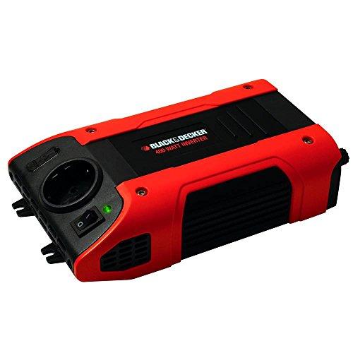 Black+Decker BDPC400-QS Spannungswandler 400Watt mit 12V Buchse -