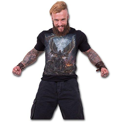 Spiral Ride Or Die T-Shirt schwarz Schwarz