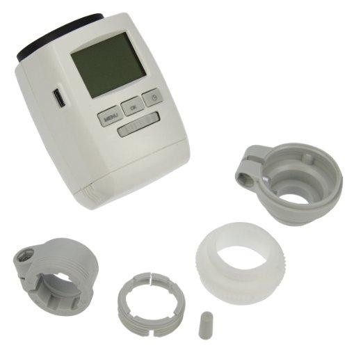 Heitronic Thermostat Energiesparregler für Zentralheizungen