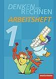 Denken und Rechnen - Ausgabe 2013 für Grundschulen in den östlichen Bundesländern: Arbeitsheft 1