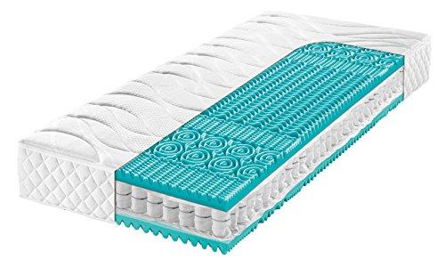 Frankenstolz f.a.n Dream sleepz T 7-Zonen Tonnentaschenfederkernmatratze 80x200 H3