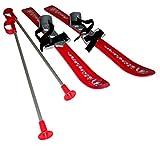 Plastkon Kinder Ski Baby, rot, 90 cm