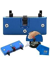 MMOBIEL Llave Ajustable para Abrir (Remover) Tapa Trasera de Relojes. Sirve para reemplazo
