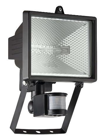 Brilliant G96164/06 Lampe Extérieure avec Détecteur de Mouvement 400 W