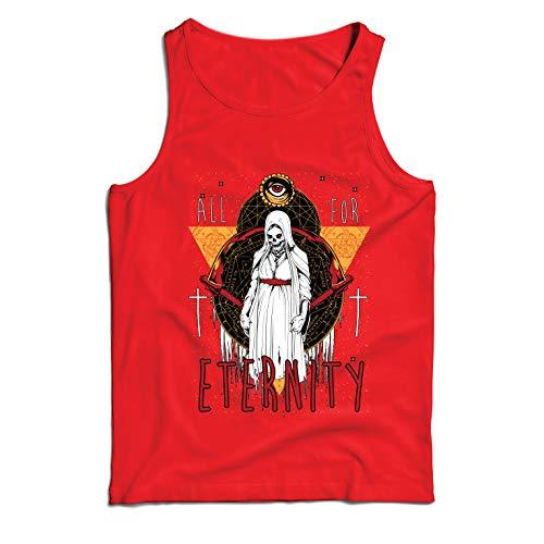 lepni.me Camisetas de Tirantes para Hombre Todo por la eternidad 5d4c62a0a0f6