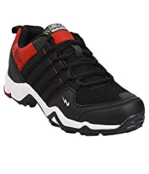 Campus Trigger Black Running Shoes (8)