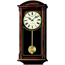 5d101d118722 Seiko QXH030B Westminster Whittington - Reloj de Pared con péndulo (1 x 1 x