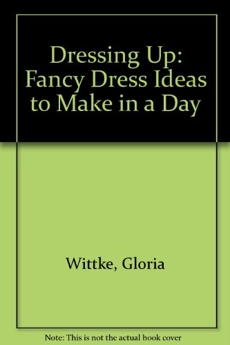 ress Ideas to Make in a Day (Dressing Up Ideen)