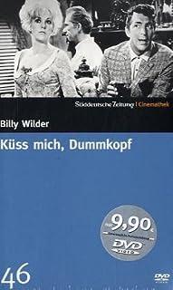 Küss mich Dummkopf, 1 DVD, dtsch. u. engl. Version