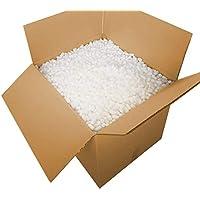 Del Paquete chips–Maíz Flips–Material de Relleno–150L–Compostable.–en caja de cartón