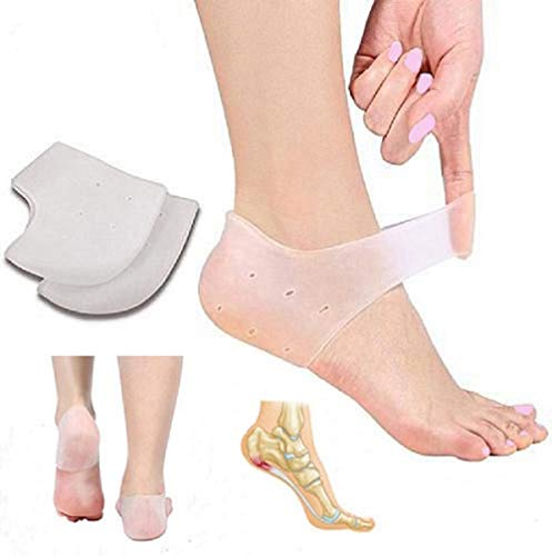 c9d13a5e4e912 Plantar Fasciitis Socks Compression Sleeves Heel Foot Pain Relief For Men &  Women Arch and Ankle