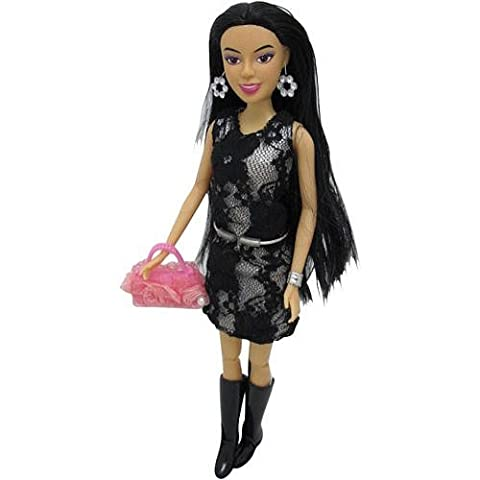 Nicole Fashion Dolls Salsa Collection by Kenya's World