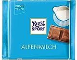 Ritter Sport Alpenmilch, 1er Pack (1 x 100 g)