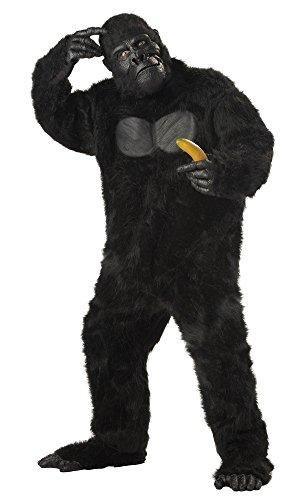 Gorilla Kostüm Übergröße - Größe XXXL