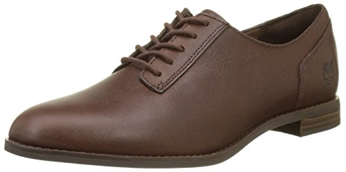 Timberland Preble Oxpotting Soil Forty, Chaussures à Lacets Femme Marron (Potting Soil Forty)