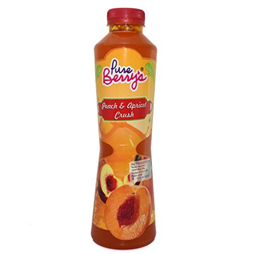 Pure Berrys Peach And Apricot Crush 750 Ml(new)