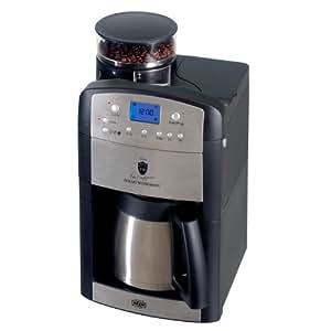 beem fresh aroma perfect deluxe kaffeemaschine mit mahlwerk und. Black Bedroom Furniture Sets. Home Design Ideas