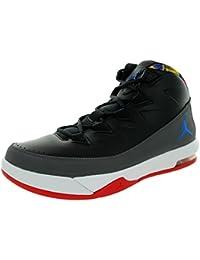 Nike Homme Jordan 1 Flight 4 Basketball Chaussures - Bordeaux 600, 42.5