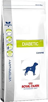 Royal Canin Veterinary Diet Dry Dog Food Diabetic 7 Kg by Royal Canin