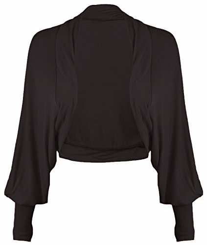 Momo&Ayat Fashions -  Coprispalle  - Donna Black