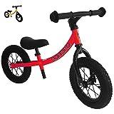 Banana Bike GT – Laufrad Balance-Fahrrad für Kinder 2, 3, 4 und 5 Jahre