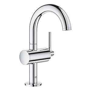Grohe 32043003 32043003-Atrio lavabo grifo (tamaño M) cromado