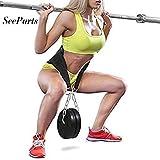 Dip-Gürtel, Dip-Gürtel für Muskel Grabespaten Suspension Länge: 81Cm von seeparts eu-sps-001