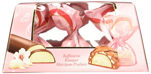 Preisvergleich Produktbild Lindt & Sprüngli Fioretto-Marzipan Präsent,  2er Pack (2 x 138 g)