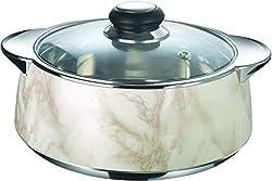 Nayasa Thermoware casserole - Glimmer - 1000 marble