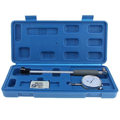 FLAMEER Messuhr Messuhr 35 50mm Lochanzeige Messzylinder Messgerät