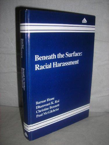 Beneath the Surface: Racial Harassment (Ethnic Studies) - Bild 1