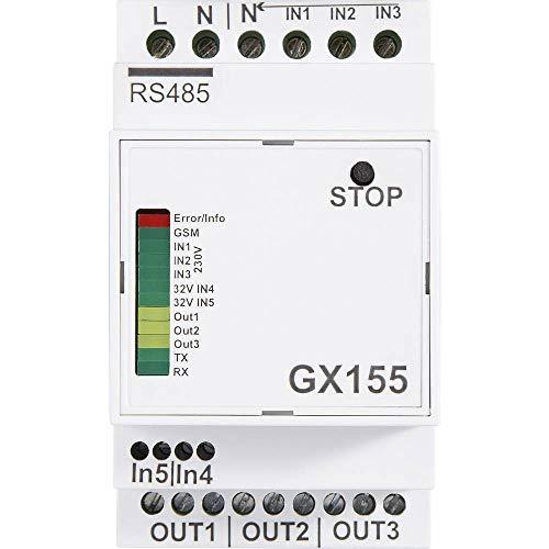 C-Control GX155 GSM Modul 110 V/AC, 230 V/AC Funktion: Alarmieren, Schalten