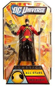 dc-universe-classic-red-robin-all-stars-figure-mattel-new